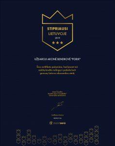 Certificate-74-237x300 Apie Mus